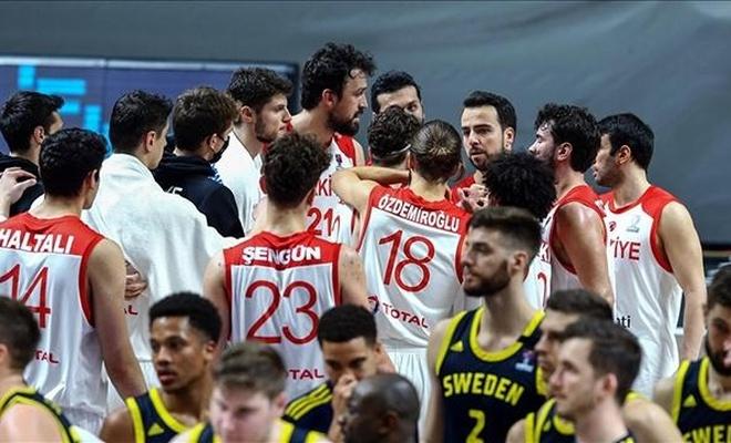 Türkiye basketbolda sıralamadaki yerini korudu