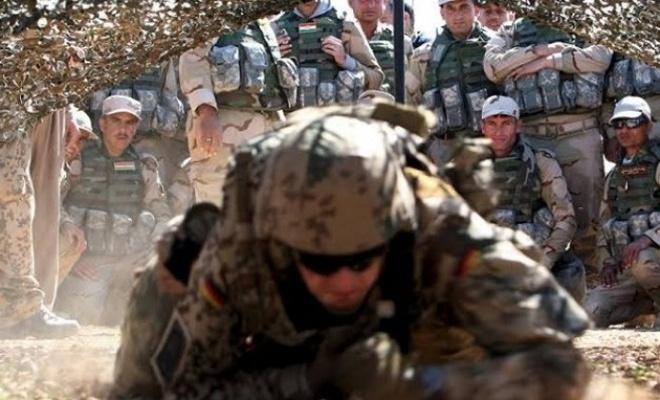 ABD üssüne saldıran DEAŞ'mış