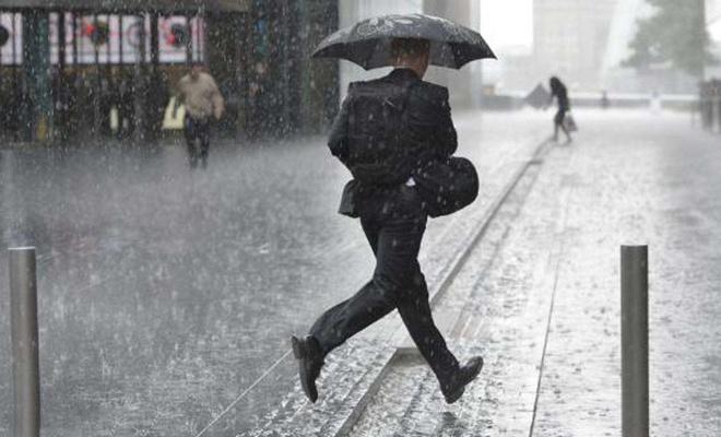 Onlarca ilde 3 gün boyunca yağmur etkili olacak