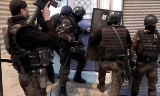 Çankırı'da DAİŞ operasyonu: 5 gözaltı