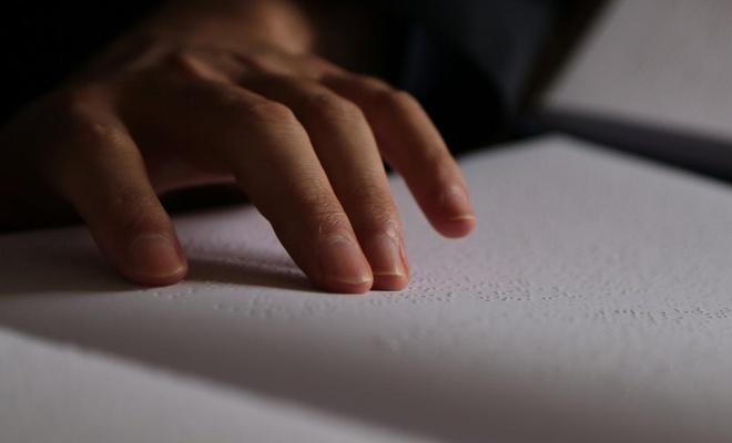 Görme engelli öğrenciler için metinleri Braille alfabesine çeviren program geliştirildi