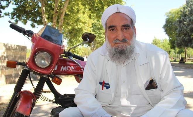 Diyarbakır'ın sembol isimlerinden Fahrettin dede hayatını kaybetti