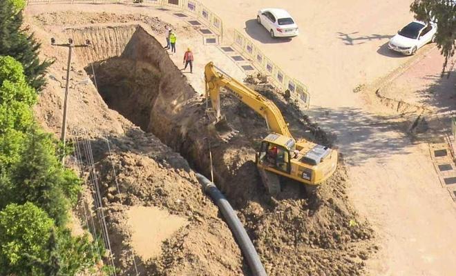 Adana ASKİ yer altı çalışmalarıyla su baskını sorununu azaltıyor