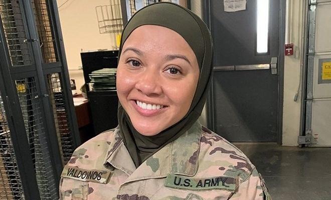 Başörtüsünü açmaya zorlanan Müslüman asker ABD ordusuna dava açacak