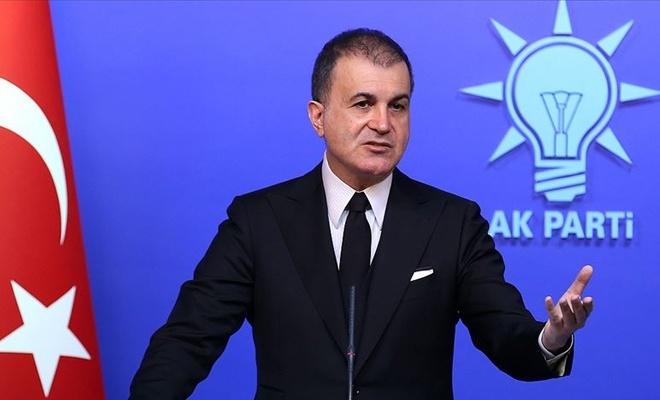 AP'nin Türkiye kararına Ak Parti'den tepki