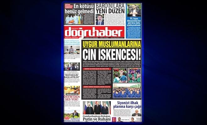 Uygur Müslümanlarına: ÇİN İŞKENCESİ!