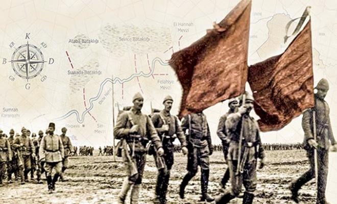 İngilizlerin unutmak ve unutturmak istediği yenilgi: Kut`ül Amare Zaferi!