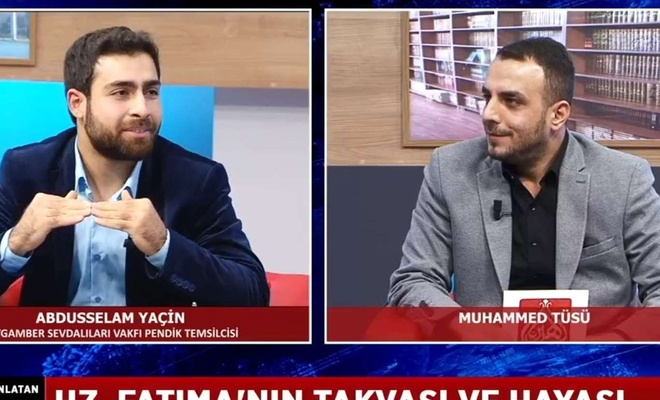 """İstanbul'da """"Hazreti Fatıma"""" etkinliği düzenlendi"""