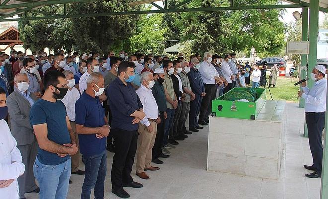 HÜDA PAR Seyhan İlçe Başkan Yardımcısı Özdemir vefat etti