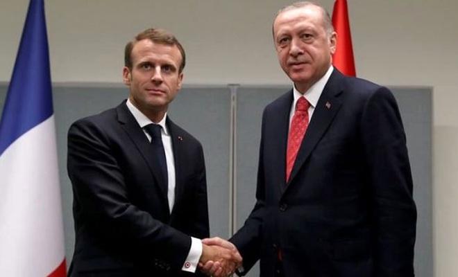 Erdoğan'dan Macron'a cevap: Diplomasiye alan kazandırmak zorundayız