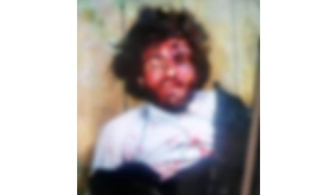 Amerikan kuklaları Taliban mensuplarına işkence ediyor.