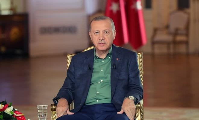 Cumhurbaşkanı Erdoğan'dan 'zorunlu aşı' açıklaması