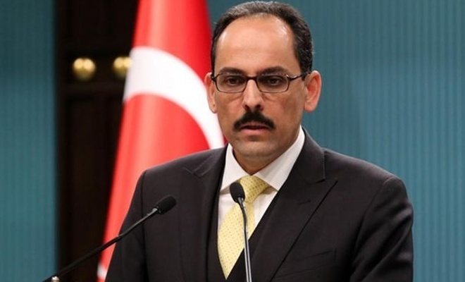 "Presidential Spox Kalın: ""Nothing about Khashoggi issue will remain hidden"""