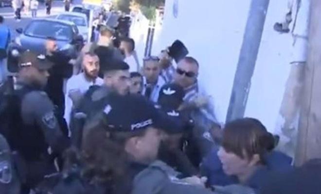 el-Cezire kanalı muhabirinin siyonist işgal rejimi tarafından alıkonulmasına tepki