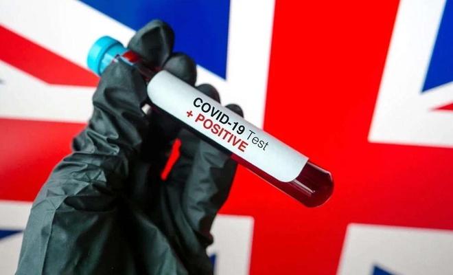 İngiltere'de Covid-19 vaka sayıları bir haftada yüzde 74 arttı