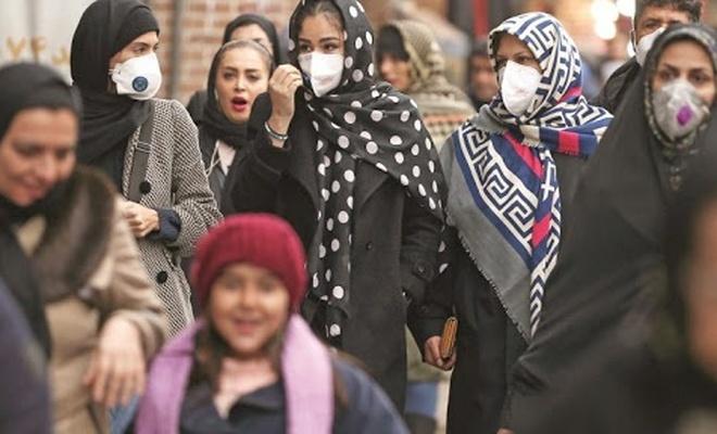 İran'da koronavirüsten 122 kişi daha hayatını kaybetti