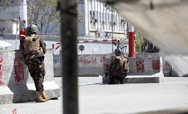 62 killed in two blast inside a mosque in Afganistan