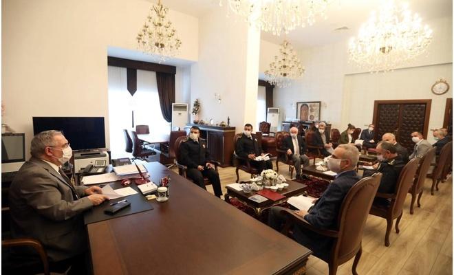 Sakarya'da mevsimlik tarım işçileri koordinasyon toplantısı yapıldı