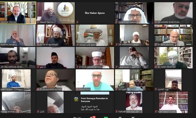İslam âlimlerinden Cumhurbaşkanı Erdoğan'a idamı onanan 12 İhvan mensubu için çağrı
