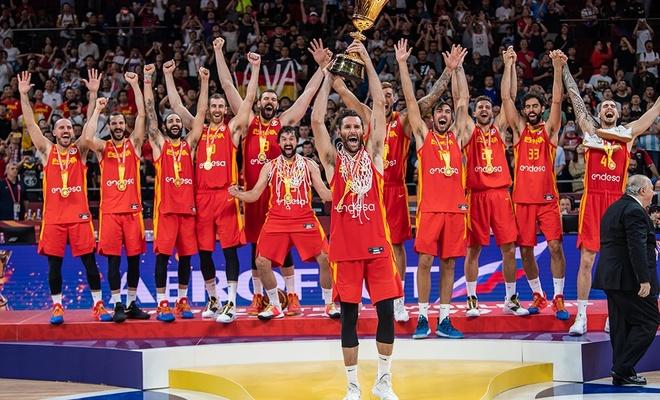 Basketbolda dünya şampiyonu belli oldu