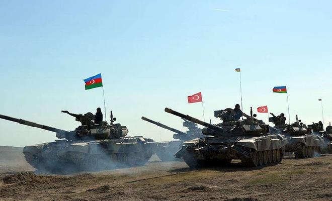 Türkiye ve Azerbaycan ortak askeri tatbikatı sona erdi