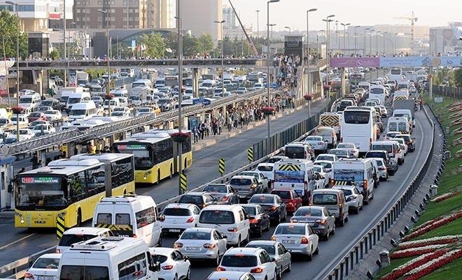 Trafiğe kaydı yapılan taşıt sayısında gerileme var