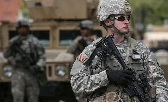 ABD'de Ulusal Muhafız Birliği'nden 2 asker 'aşırı sağcı'  olduğu iddiasıyla açığa alındı