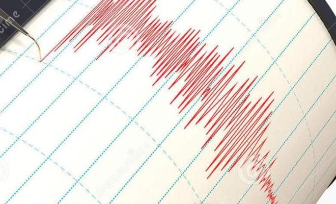 Ege Bölgesi`nde yine deprem