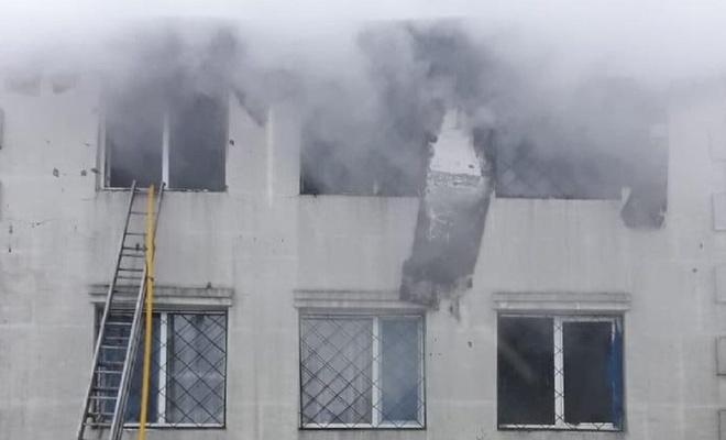 Ukrayna'daki huzur evinde facia: 13 kişi hayatını kaybetti