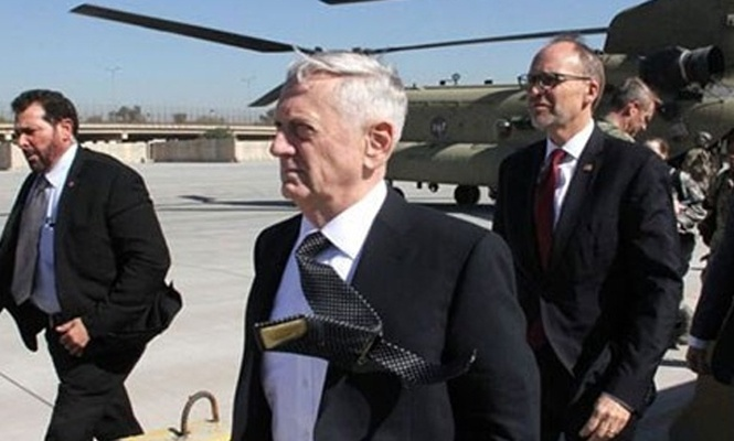 ABD Savunma Bakanı`nın Bölge turu devam ediyor!