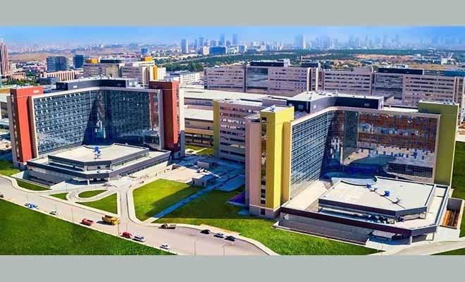 """""""Avrupa'nın en büyük hastanesi"""" yarın Ankara'da açılacak"""