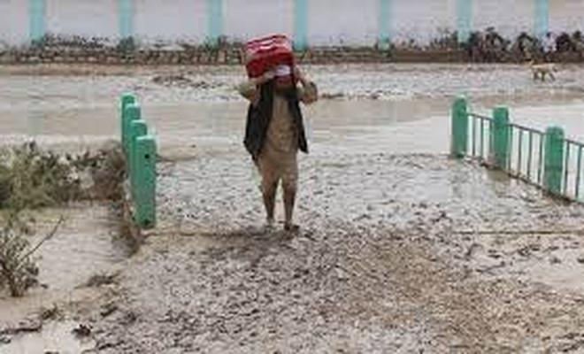 Afganistan'da sel: 14 ölü!
