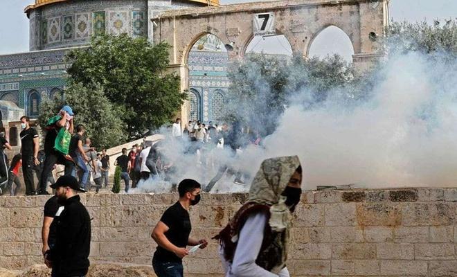 Mescid-i Aksa'ya yönelik saldırılara tepkiler sürüyor