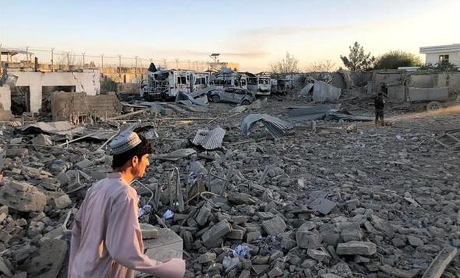 Afganistan'da bir saldırı daha! Çok kayıp var!