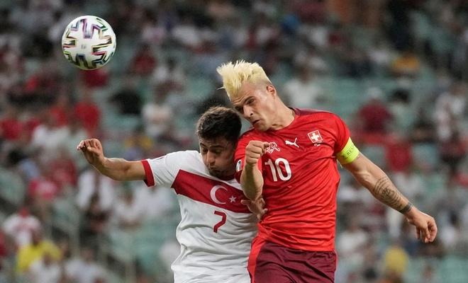 A Milli Takım EURO 2020'ye veda etti