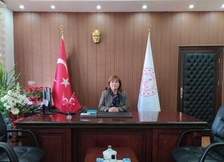 Şırnak İl Milli Eğitim Müdürü Nazan Şener asaleten atandı