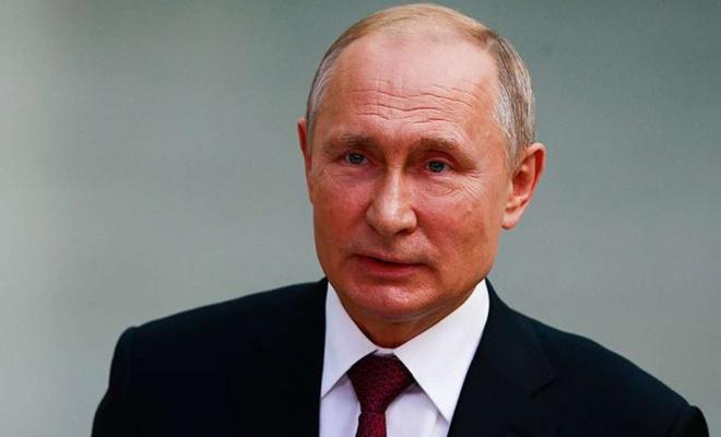 Putin: Türkiye'ye Mavi Akım üzerinden doğal gaz sevkiyatlarını artırıyoruz