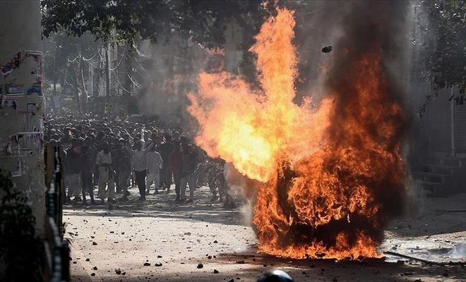 O yasaya karşı protestolarda 4 günde 20 kişi öldü