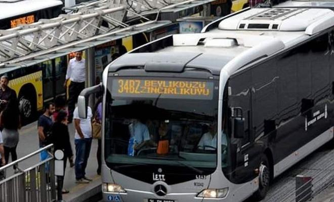 Metrobüslerdeki kodlar tarih oluyor! 34 AS, 34 BZ...
