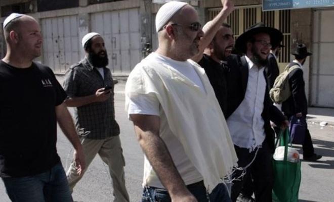 """Kendilerine """"yerleşimci"""" diyen teröristler, Filistinlilere saldırdı"""