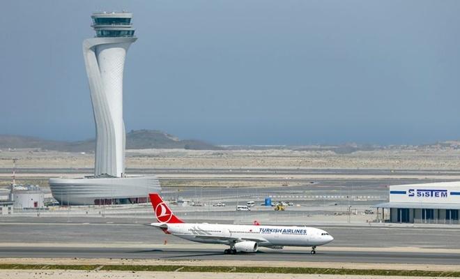 İstanbul havalimanları üç ayda 28 milyon yolcu ağırladı
