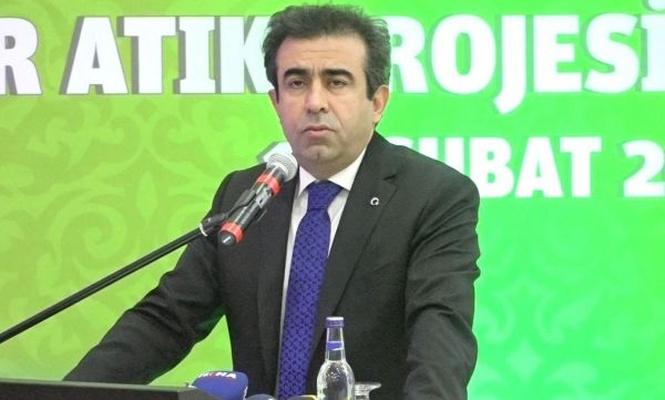 Diyarbakır`da birey başına günlük bir kilogram atık düşüyor