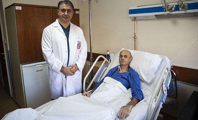 Kanser hastası Sırp profesör, şifayı Türkiye'de buldu