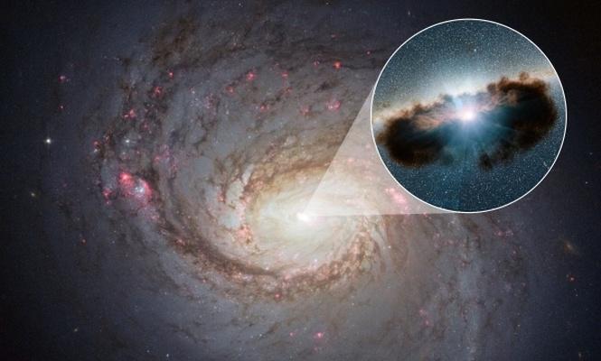 Evrendeki en parlak galaksi komşularını yiyor