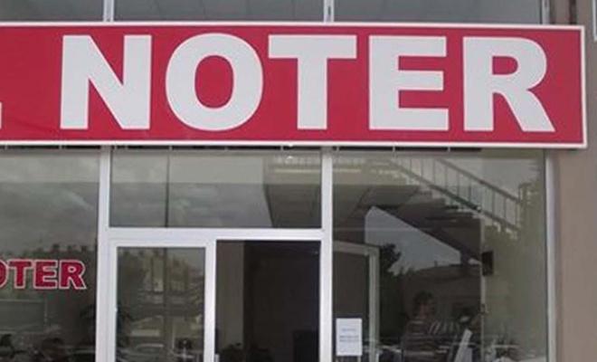 Alım-satım yaparken 'Noterde güvenli ödeme' sistemi 3 Şubat'ta başlıyor
