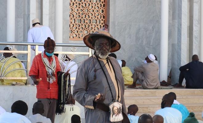 Senegal'de bayram namazı eda edildi