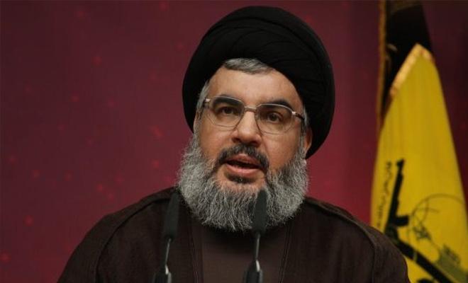 Hasan Nasrallah'tan, ABD'ye 'İran' uyarısı!
