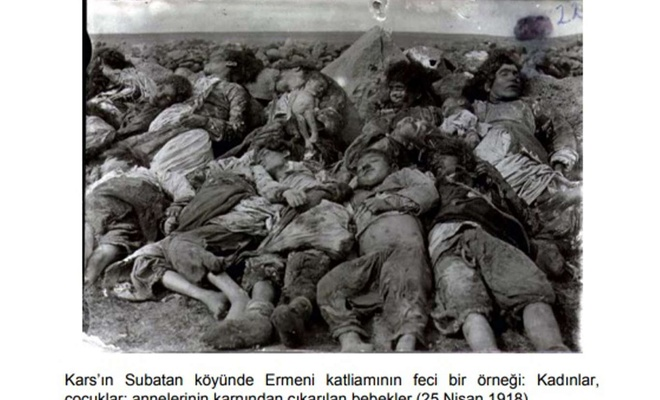 Ermeni soykırımı mı yoksa Ermeni katliamı mı?