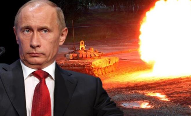 """Rusya'dan dakikalar içinde değişen Ukrayna açıklaması! Önce """"savaş"""" dediler sonra ifadeyi """"iç savaşa"""" çevirdiler"""