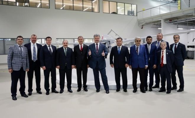 Türkiye`nin İHA`sından ihracat başarısı